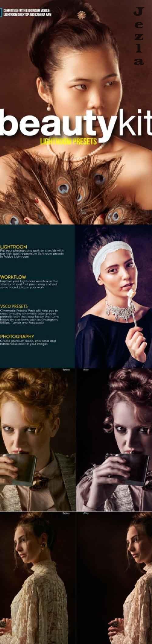 Beauty Retouch Lightroom Presets 28047080