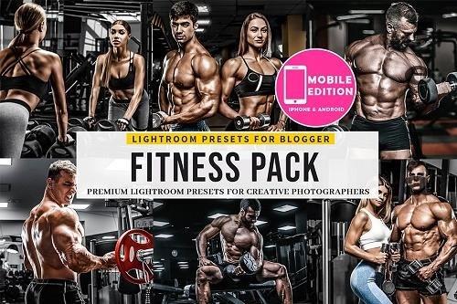 Fitness Lightroom Presets 5345236