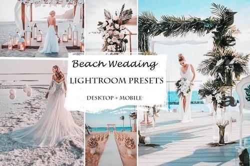 Beach Wedding Lightroom Presets | Mobile & Desktop - 897767