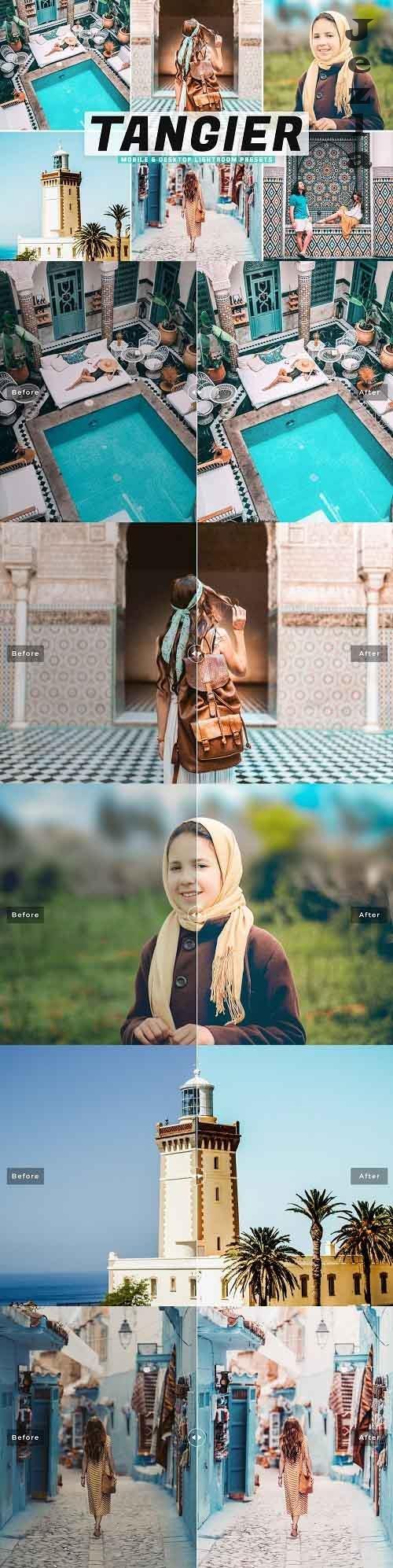 Tangier Pro Lightroom Presets - 5394057 - Mobile & Desktop