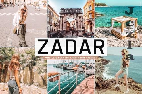 Zadar Pro Lightroom Presets - Mobile & Desktop