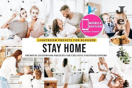 Stay Home Lightroom Presets 5345234