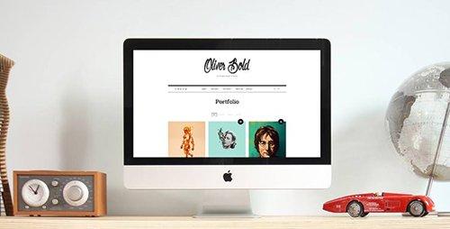 ThemeForest - Oliver v1.1.6 - Classic Portfolio WordPress Theme - 19950494