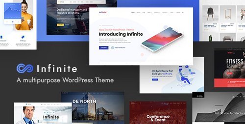 ThemeForest - Infinite v3.3.4 - Multipurpose WordPress Theme - 16869357