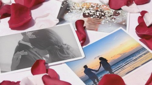 Проект ProShow Producer - Wedding Roses