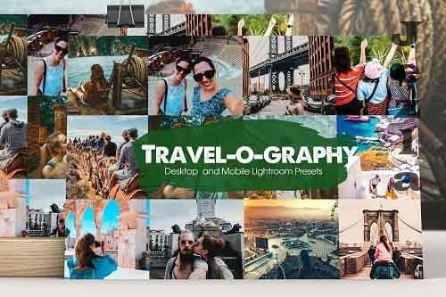 Travel-o-graphy Lightroom Presets 5260259