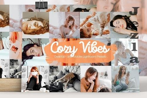 Cozy Vibes Lightroom Presets - 5226418