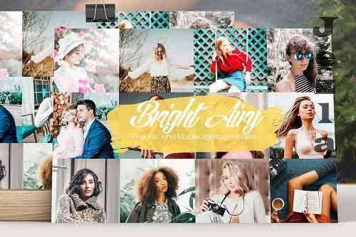 Bright Airy Lightroom Presets 5213081