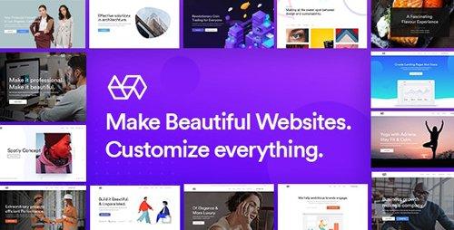 ThemeForest - Webify v4.4 - All-in-One Elementor WordPress Theme - 23850621 - NULLED