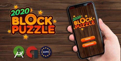 CodeCanyon - Block puzzle 2020 (Update: 5 September 20) - 26298229