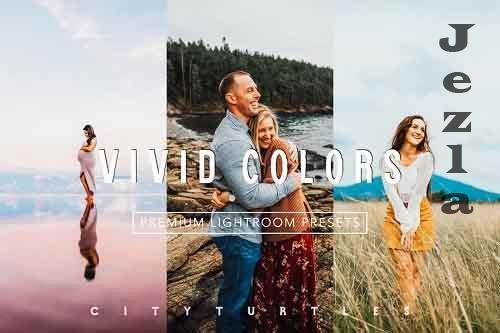 Bright Vivid Color Lightroom Presets - 4912047