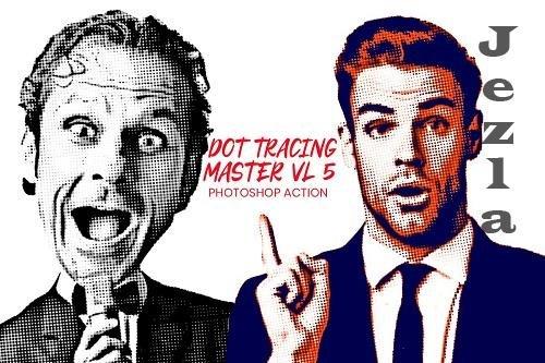 Dot Tracing Master Action 4871506