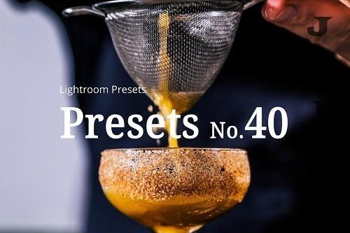 10 Food Lightroom Presets 5283354