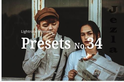 10 Portrait Matte Lightroom Presets 5283346