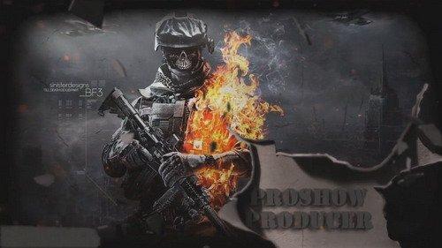 Проект ProShow Producer - World War Z