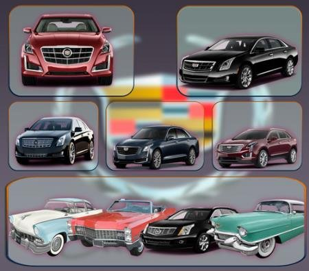 Png без фона - Автомобиль Cadillac