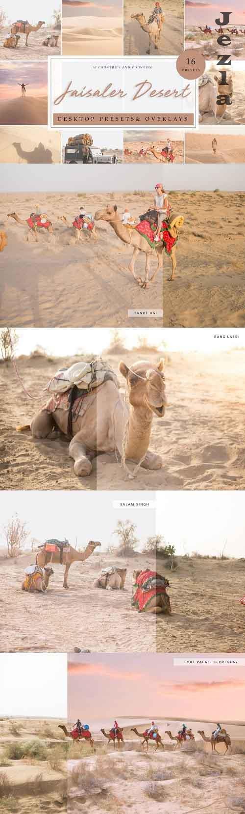 LR Presets & Overlays | Jaisalmer - 3556531