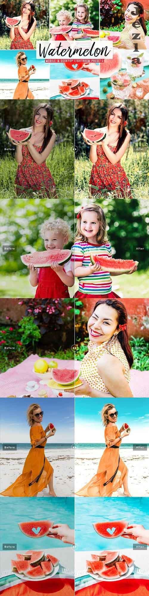 Watermelon Pro Lightroom Presets - 5426930 - Mobile & Desktop