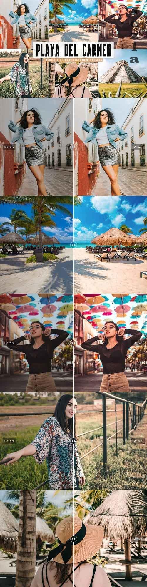 Playa del Carmen Lightroom Presets - 5448167 - Mobile & Desktop