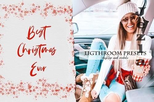 Best Christmas Ever Lightroom Presets - 931305