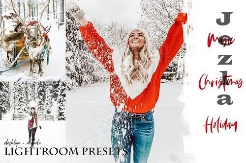 Magic Christmas Holiday Lightroom Presets - 931403