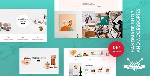 ThemeForest - Himita v1.0.0 - Handmade Shop And Accessories Shopify Theme - 28504957