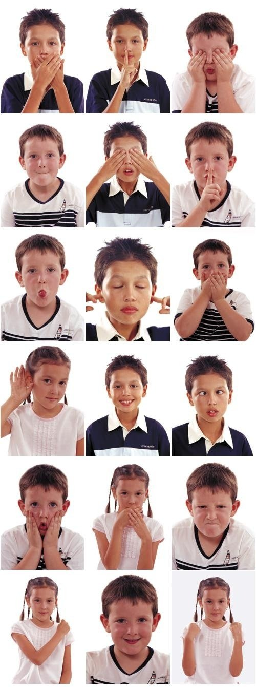 Kids Expressions
