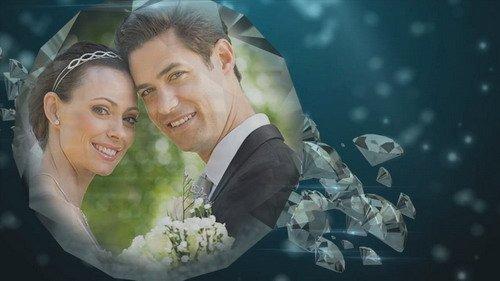 Проект ProShow Producer - Diamond Ring Wedding