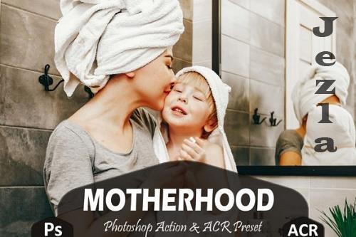 10 Motherhood Photoshop Actions And ACR Presets