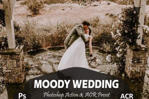 10 Moody Wedding Photoshop Actions And ACR Presets