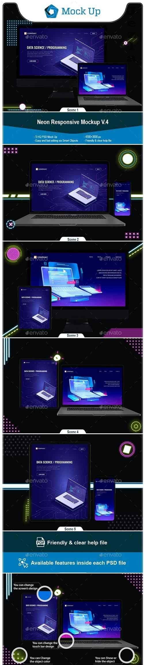 Neon Responsive Mockup V.4 - 27514975 - 4731864