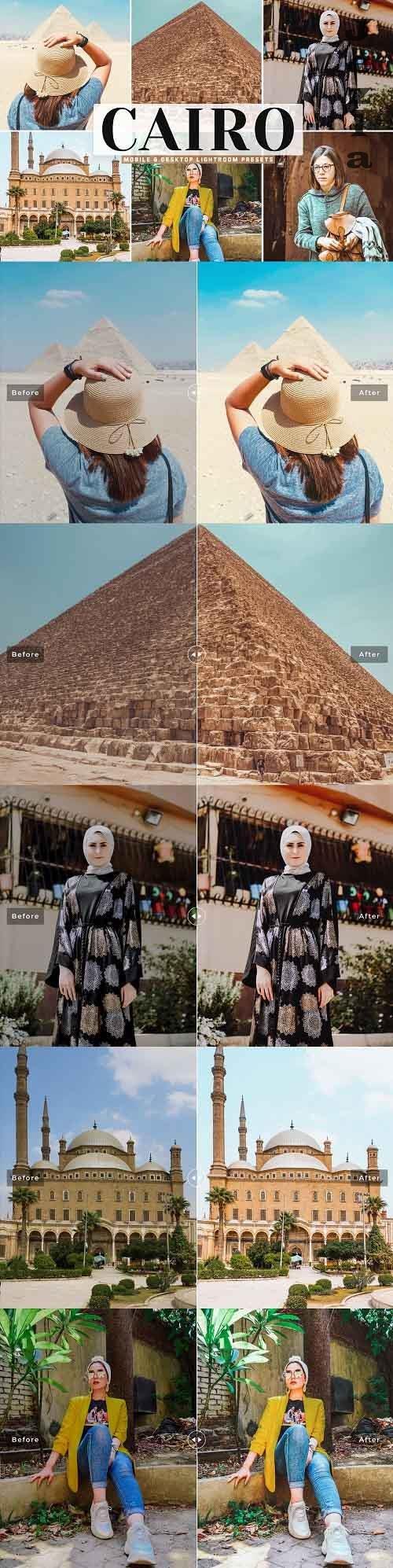 Cairo Pro Lightroom Presets - 5479378 - Mobile & Desktop