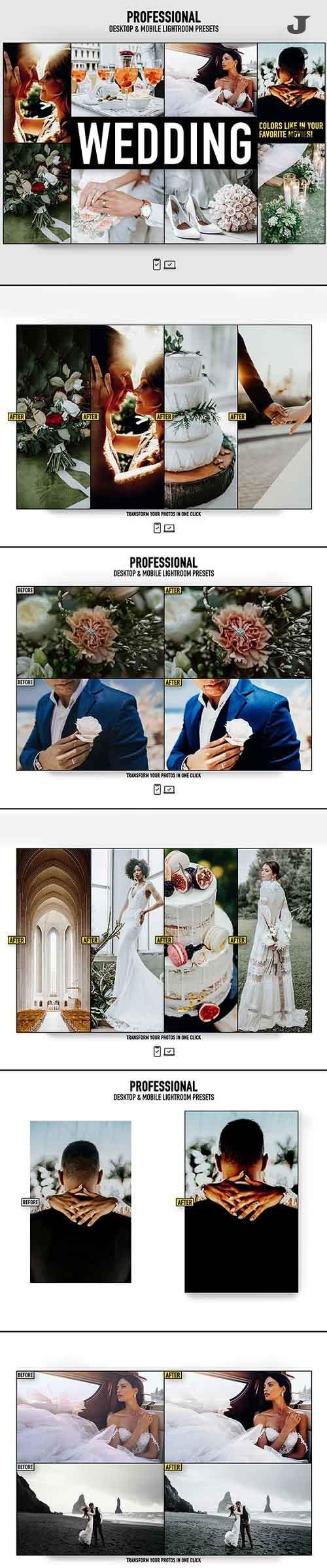 Wedding Lightroom Presets | Portraits Photography Actions 28283657