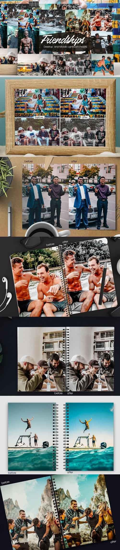 Friendships Lightroom Presets - 5319285
