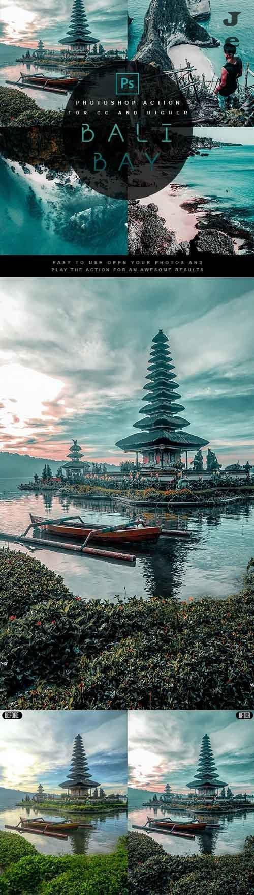 GraphicRiver - Bali Bay - PHSP Action 28295208