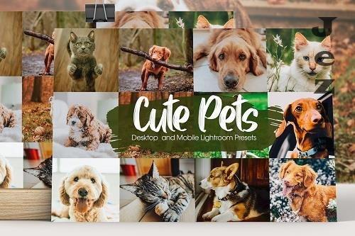 Cute Pets Lightroom Presets - 5327857