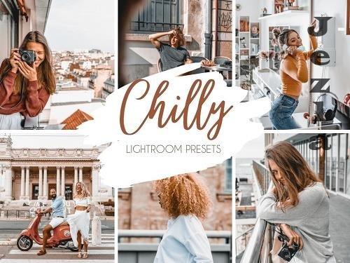 CreativeMarket - Chilly Mobile & Desktop LRM Presets 5461278
