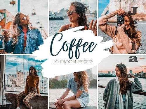 CreativeMarket - Coffee Mobile & Desktop LRM Presets 5461374
