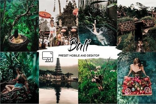 CreativeMarket - Bali LRM Presets 5337033