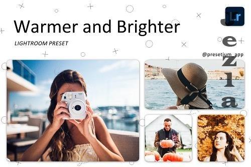 CreativeMarket - Warmer & Brighter LRM Presets 5227431