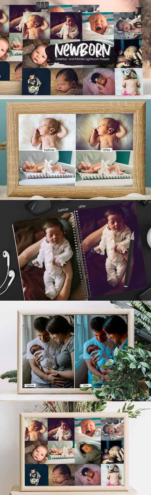 Newborn Lightroom Presets - 5370188