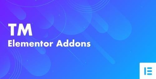 CodeCanyon - TM Elementor Addons v3.0 - 28945831