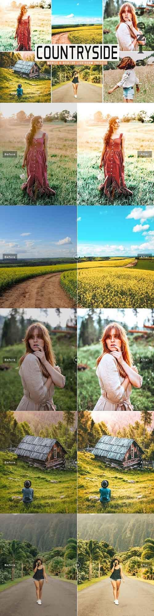 Countryside Pro LRM Presets - 5524086