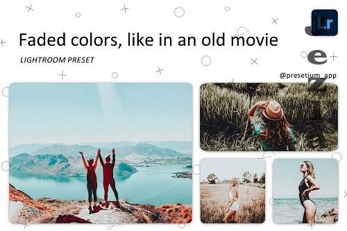 CreativeMarket - Faded colors - Lightroom Presets 5227322