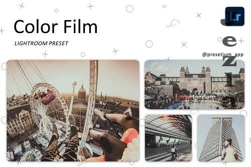 CreativeMarket - Color Film - Lightroom Presets 5227277