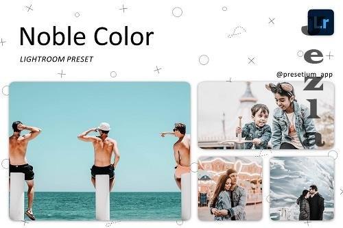 CreativeMarket - Noble Color - Lightroom Presets 5227299