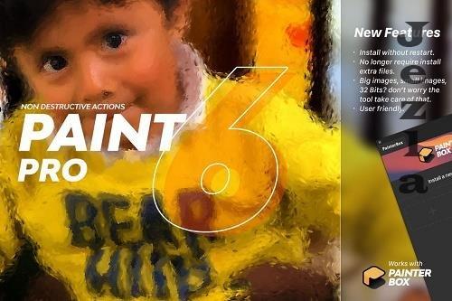 CreativeMarket - PainterBox   Paint Pro 6 5490512