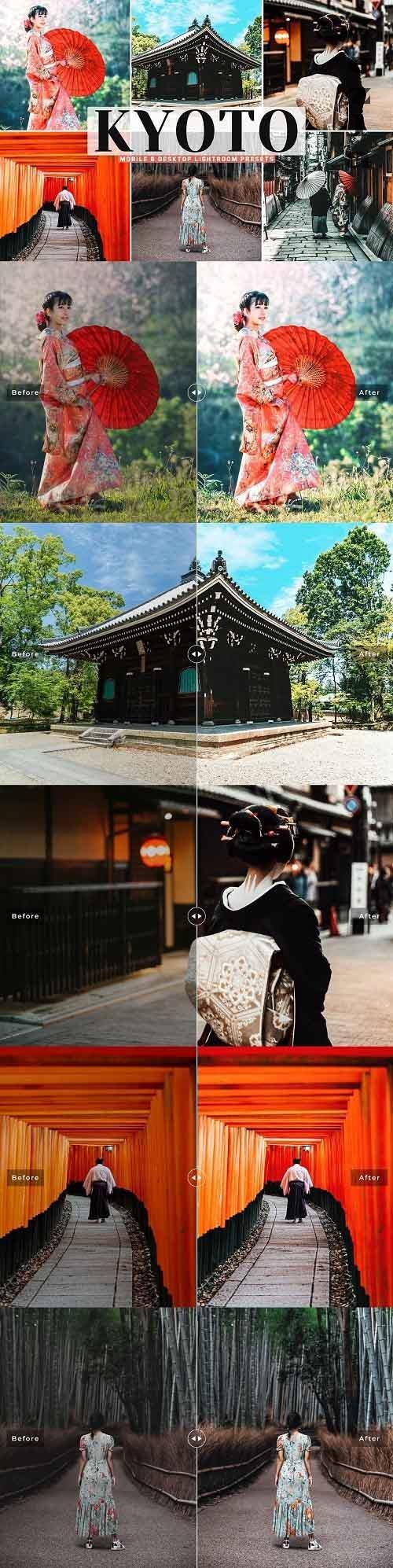 Kyoto Pro Lightroom Presets - 5539763 - Mobile & Desktop