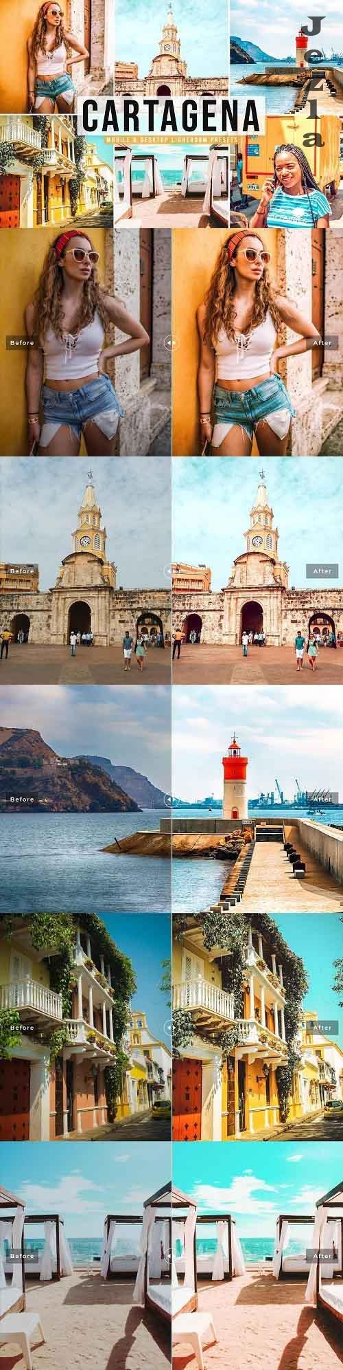 Cartagena Pro Lightroom Presets - 5539970 - Mobile & Desktop
