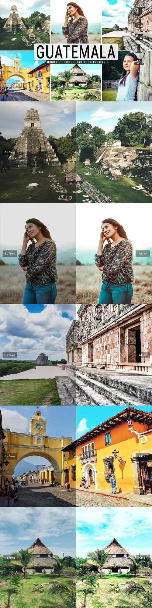 Guatemala Pro Lightroom Presets - 5542358 - Mobile & Desktop